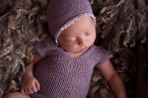 newborn fotografía bebe santander