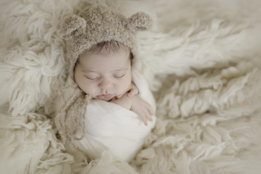 Reportaje newborn en santander