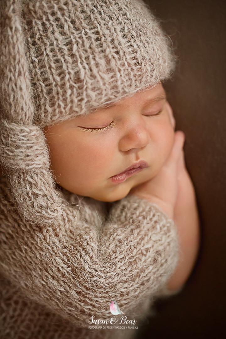 fotografia de newborn en cantabria